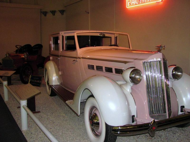 The Museum of Automobiles