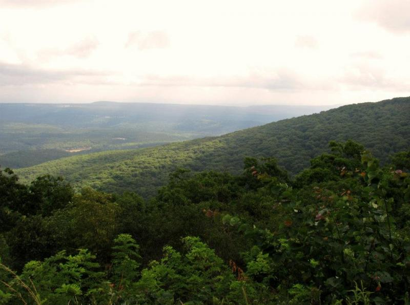 Overlook at Mount Magazine State Park