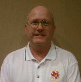 Commerce Fire Chief Brian McNevin participated in his final council meeting Tuesday