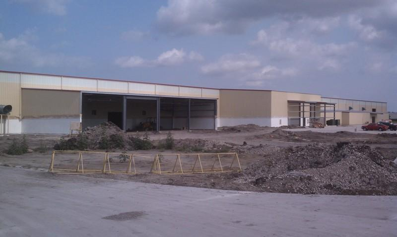 Phase II Expansion at Weatherford in early June