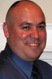 Constable Brian Bachmann, 41