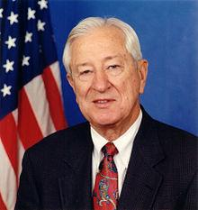 District 4 US Rep. Ralph Hall (R - Rockwall)
