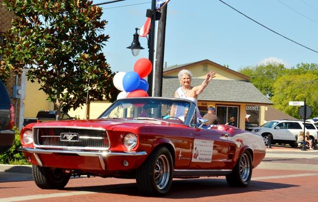 Mrs. Texas Senior Nancy Bolton