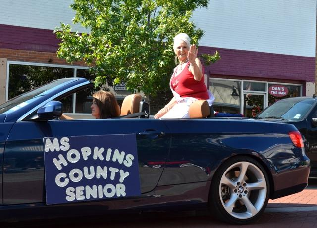 Ms. Hopkins County Senior