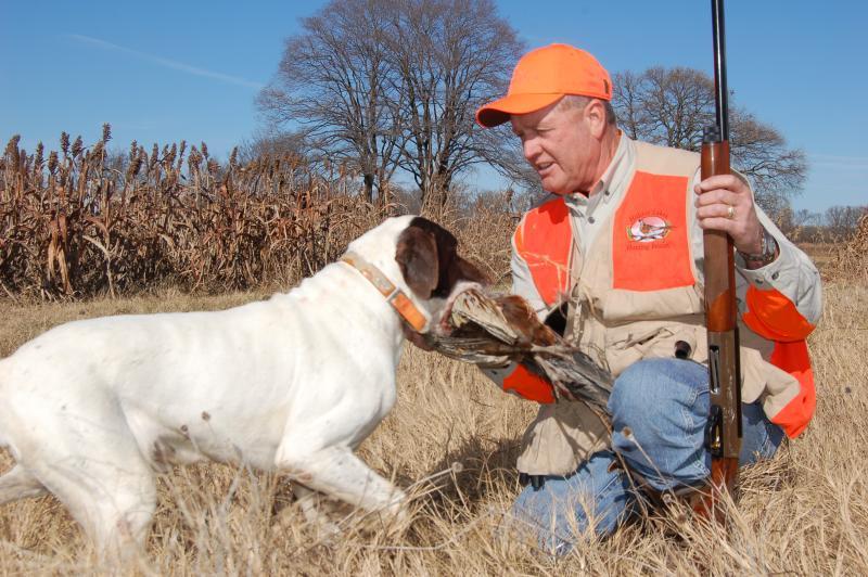 Billy Burnett with Hidden Lakes Hunting Resort in Yantis, Texas.