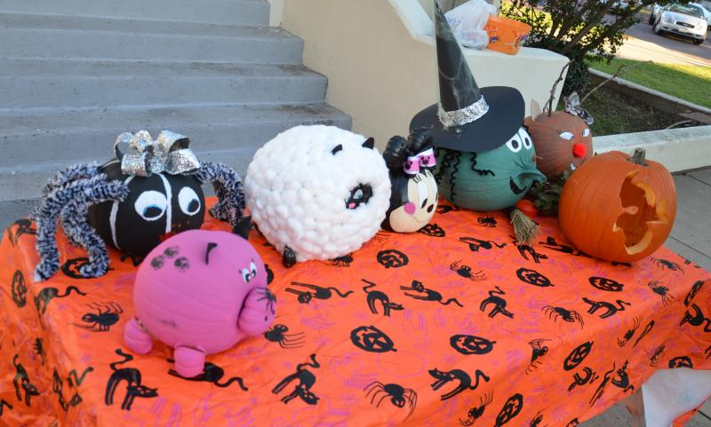 Trunk o' Treat Pumpkin Contest