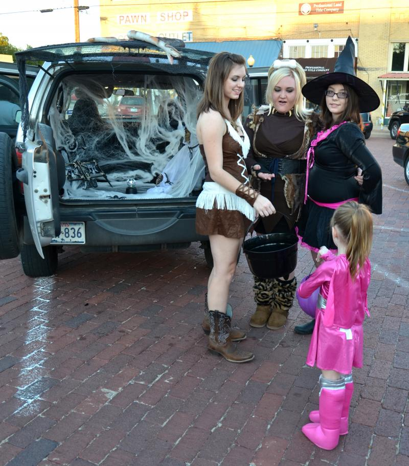 Best Trunk of the Cooper Trunk o' Treat event on Halloween