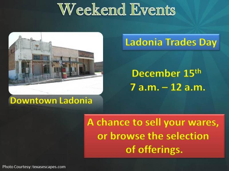 Ladonia Trades Day