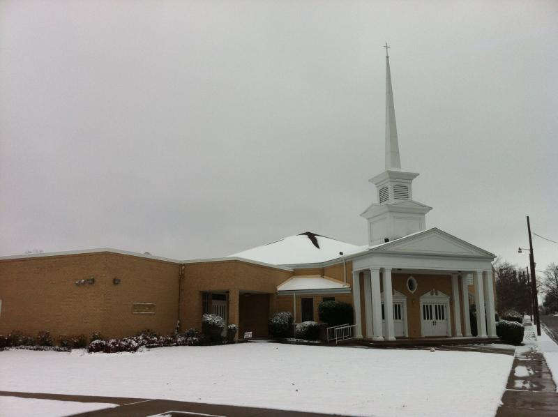 First Baptist Church-Commerce