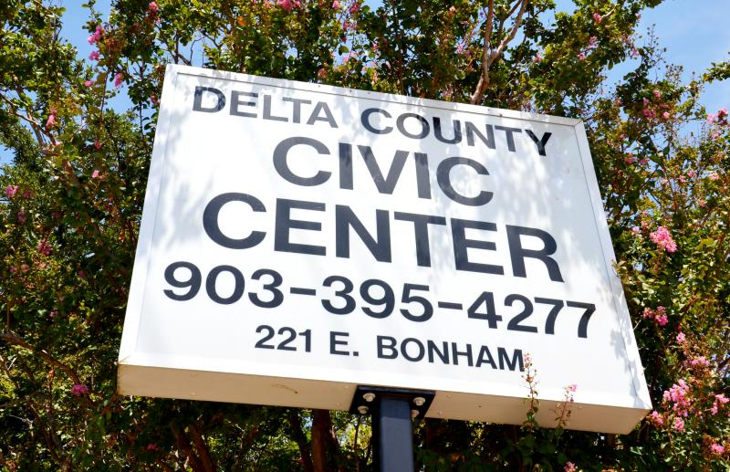 Delta County Precinct Commissioner Wayne Poole will take care of the facility for the time being.