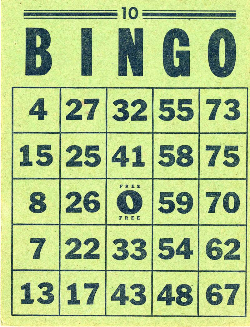 The games would be the only legal bingo in Hunt County.