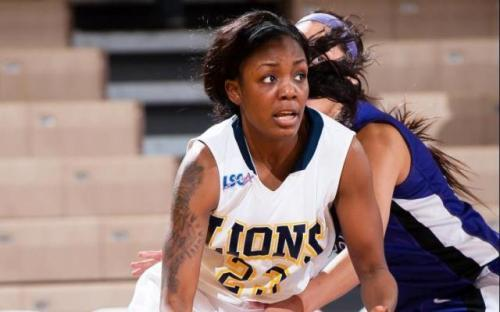 Junior guard Danielle Dixon averages 9.8 points per game for the Lions.