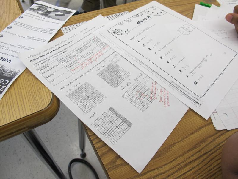 The latest initiative in the battle over testing in Texas de-emphasizes tests.