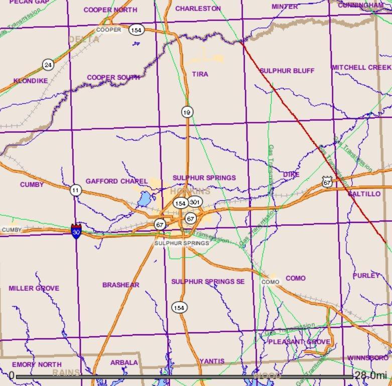 Keystone XL in Hopkins County.