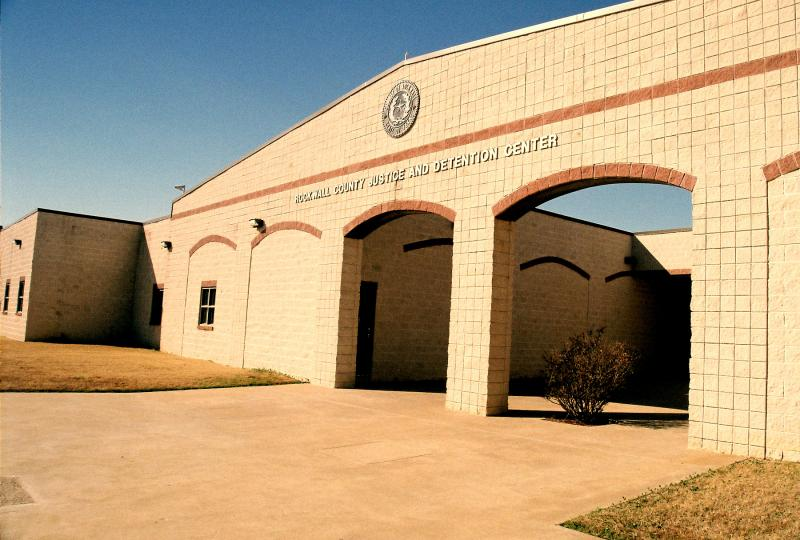 Lewis remains in custody at the Rockwall jail.