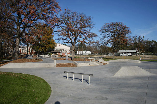 Skate Park at Buford Park