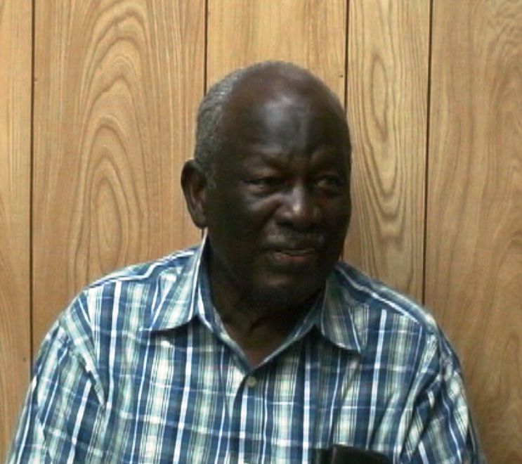 Fannin Garrett, interviewed in 2007.
