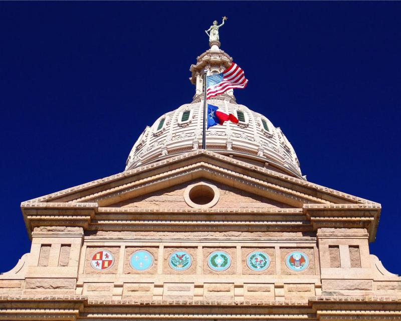 The Texas legilsature's special session is scheduled to end at midnight Tuesday.