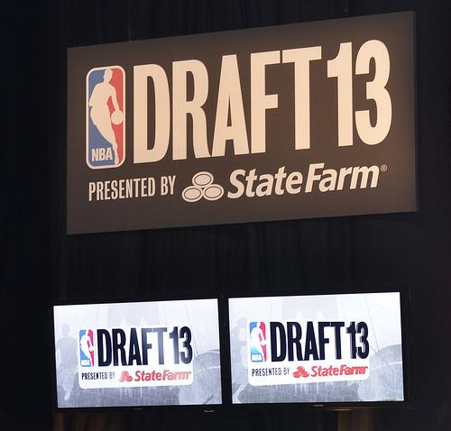 2013 NBA Draft at the Barclays Center