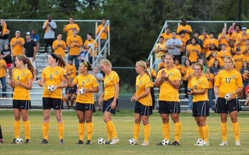 A&M-Commerce Soccer