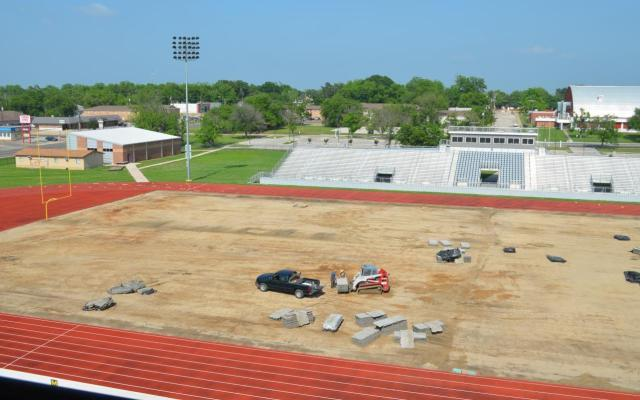 Construction and renovation has been in full swing recently at Texas A&M University-Commerce