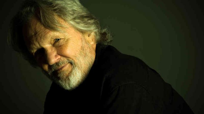Kris Kristofferson will be in Greenville on Oct. 12.