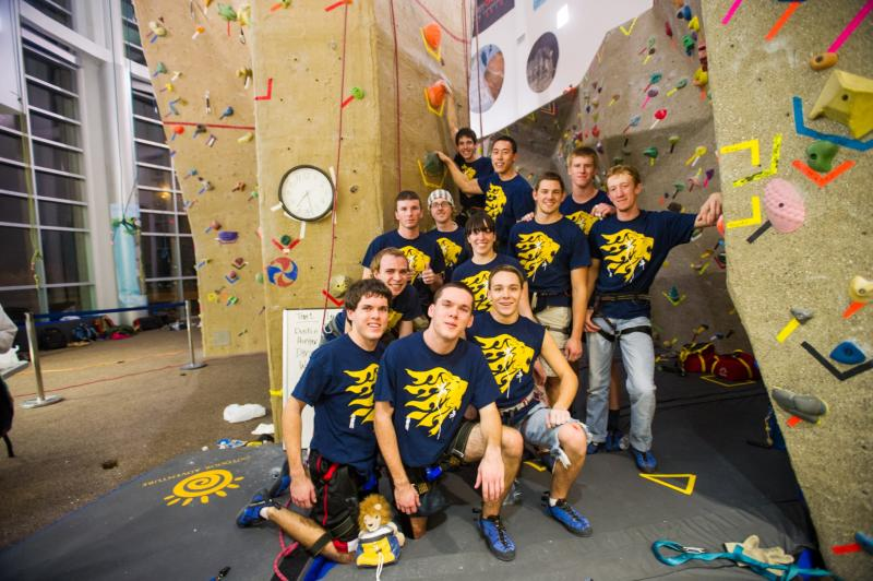 The Texas A&M University-Commerce Climbing Society successfully achieved the world records on January 18.