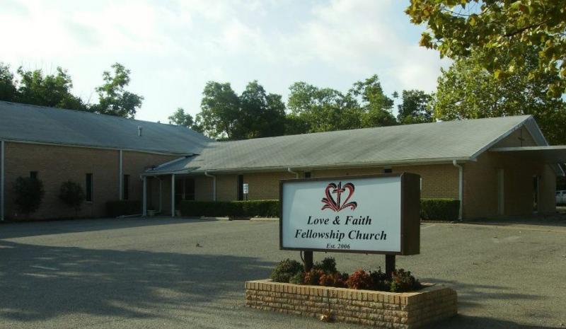 Love and Faith Fellowship Church will host Saturday's program.