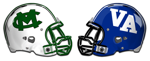 Caddo Mills (left) and Van Alstyne (right)