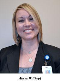 Alicia Wittkopf, Hunt Memorial Hosptial District