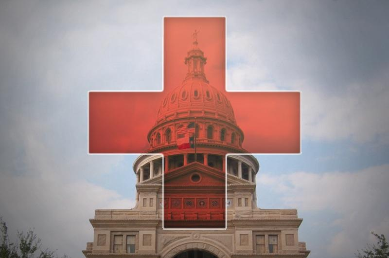 A recent poll found a plurality of Texans - 41 percent - opposing the Affordable Care Act.