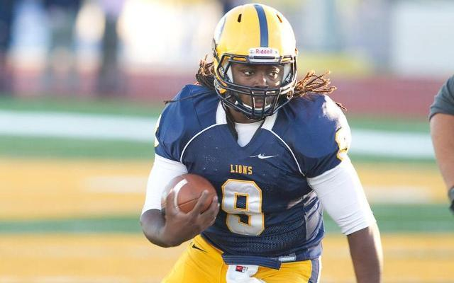 Deric Davis tied an A&M-Commerce program record with five touchdowns in the 65-43 victory over McMurry.
