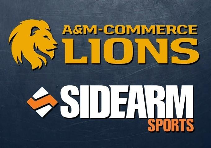 A&M-Commerce Lions & Sidearm Sports