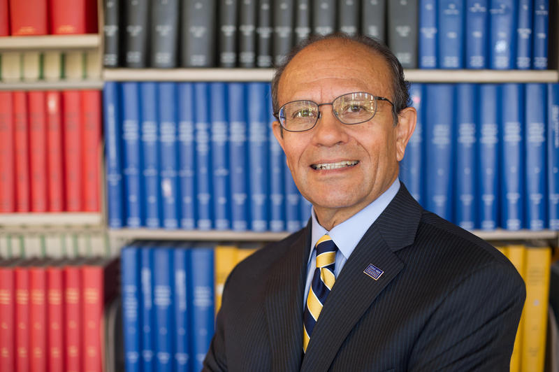 Dr. Adolfo Benevides is the Provost and Vice President for Academic Affairs at Texas A&M University-Commerce.