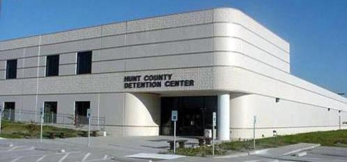 The Hunt County Detention Center