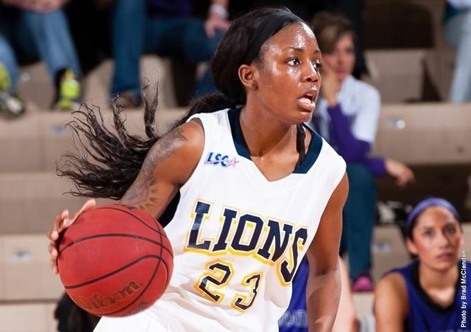 Danielle Dixon and Lions host HSU and OBU this week.