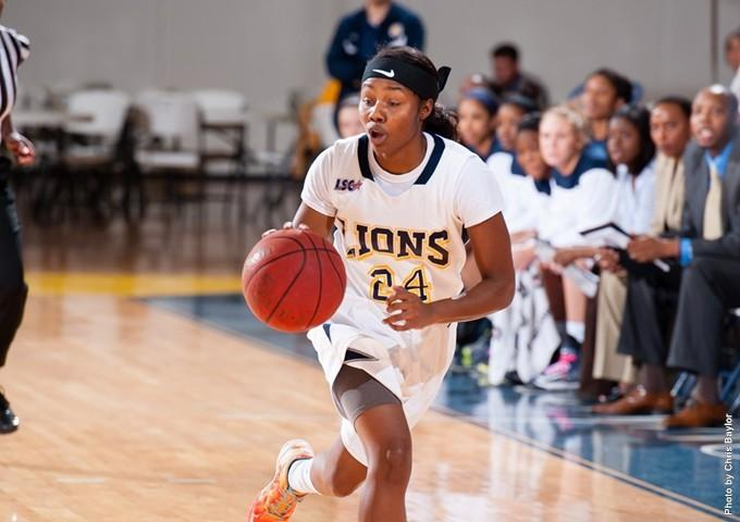 Kourtney Briscoe and the Lions face a full slate with three games this week.