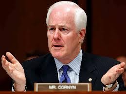 U.S. Sen. John Cornyn (R-Texas)