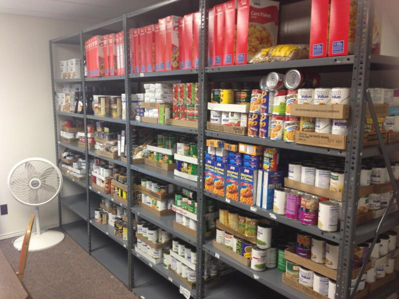 Commerce Food Pantry Inc. could get an additional refrigerator if it had the space to put one.