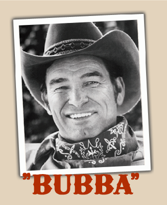 "Actor Burton ""Bubba"" Gilliam will entertain at Saturday's event in Cooper."