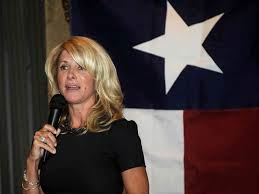 State Senator Wendy Davis fights back.