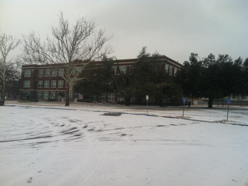 Texas A&M University-Commerce will open at 10 a.m. on Fri., Feb. 7.