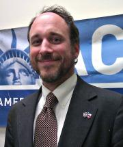 Matt Simpson, Policy Strategist for the ACLU of Texas