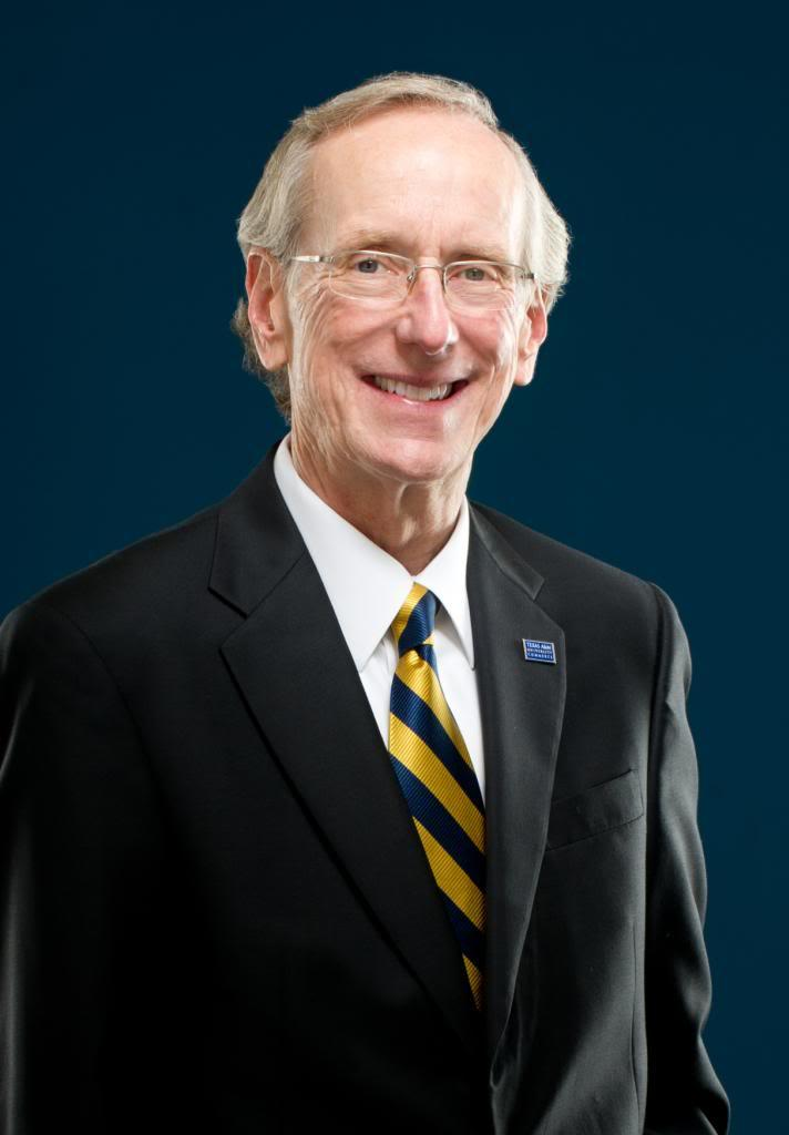 Texas A&M University-Commerce President Dr. Dan Jones