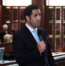 Republican nominee for comptroller, State Sen. Glenn Hegar, says he would like to get rid of property taxes.