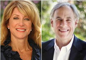Wendy Davis makes equal pay an key issue in her campain against Greg Abbott for Texas governor.