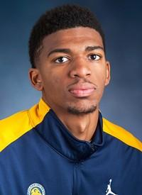 Devondrick Walker was named  an academic all-LSC.