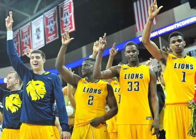 The Lions will face tarleton State in the Lone Star Conference semifinals on March 7.