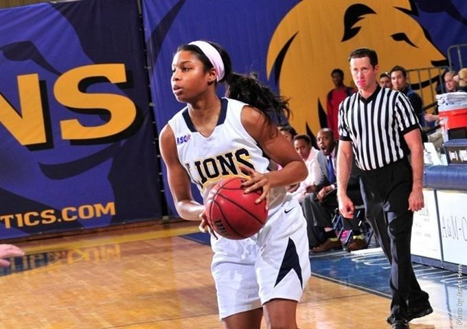 Aubree Butts had 13 points in the Lions win over Tarleton State.