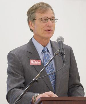 Dr. Brian Babin faces Ben Streusand again in the upcoming runoff on May 27 for Steve Stockman's seat in the U.S. Congress.